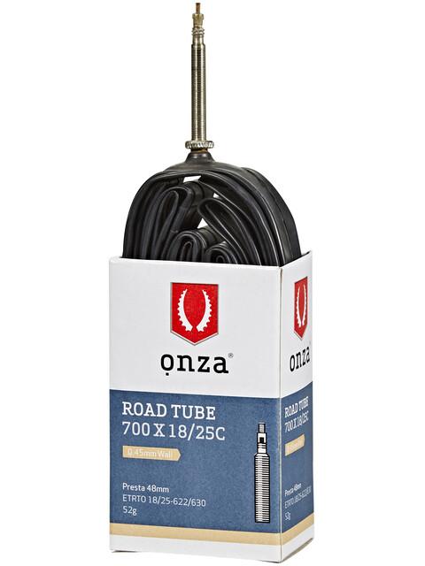 Onza SA1 sisäkumi 700 x 18-25C 48mm , musta
